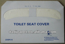 1/2 fold Disposable tissue paper toilet seat cover price