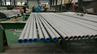 316/304 STAINLESS STEEL SEAMLESS PIPE