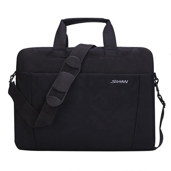 Waterproof Business 13 inch 14 inch 15.6 inch Shoulder Computer bag Messenger Briefcase Laptop bags