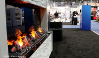 3D flame csa electric fireplace no thermoelectric generator for fireplace