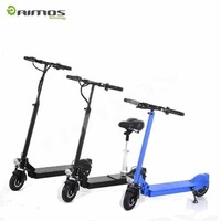 High speed 35km/h Portable electric scooter 1500w power yes foldable