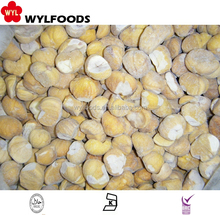 Grade A/ B /C Hebei Frozen roasted chestnuts