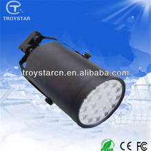 Hot sale ce&rohs 3years warranty high quality high power 18w dimmable led track lighting