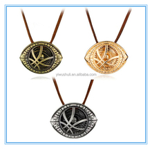 Wholesale Promotional Stock Necklace Accessories, Hot Selling Doctor Strange Metal Pendants Necklace