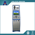 kiosk with RFID card dispenser,coin acceptor, banknote validator (HJL-3312)