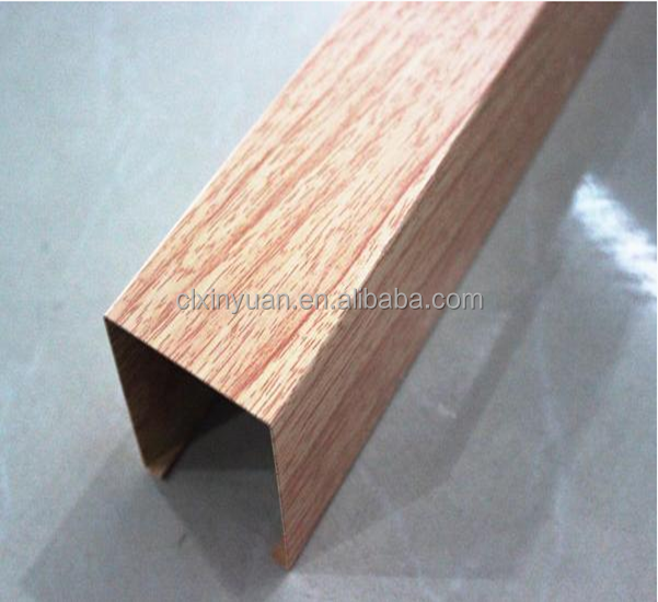 Alibaba providers custom extrusion aluminum profile for ceiling