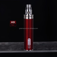 2015 China Wholesale ego II 2200 mah mechanical mod ecig long lasting for one week