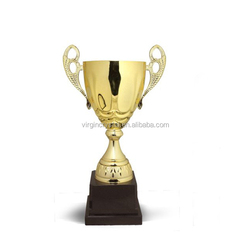 High Quality Sports Metal Bowling Trophy Cup