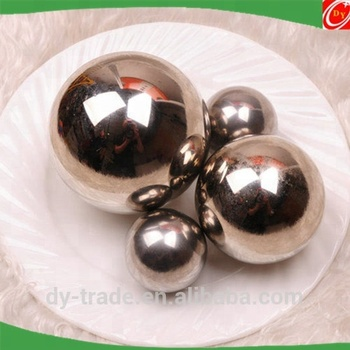 Small Diameter Mirror Polished Stainless Steel Ball/Whole Ball/Half Ball