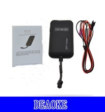 Car/Vehicle gps tracker with google map for India market GT02