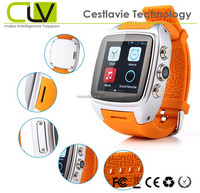Branded watch smart X01 3G MTK6572 android smart watch Dual Core mobile kids china mobile phones