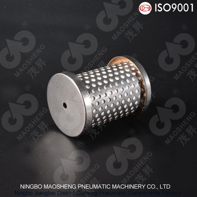 HSSB Type Plane Compound metallic Filter heavy metal basket canister mesh filter