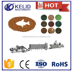 hot sale high quality floating fish food production line