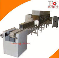 Low cost microwave drying machine for Calomel