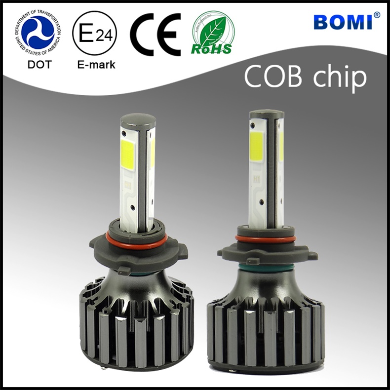 New design COB 3800 lumen car headlight manufacturer toyota carina headlight and toyota prius headlight for <strong>auto</strong>
