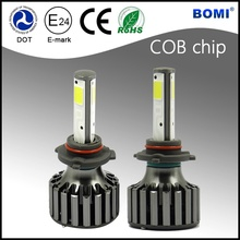 New design COB 3800 lumen car headlight manufacturer toyota carina headlight and toyota prius headlight for auto