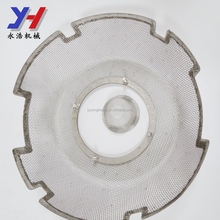 OEM Custom water filter metal oil filter funnel stainless steel mesh strainer