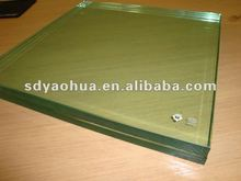 Both sides tempered laminated glass(EN12150 CCC ISO9001)