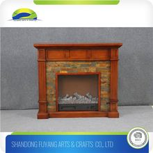 Used Antique Electric Fireplace Direct Manufacturer