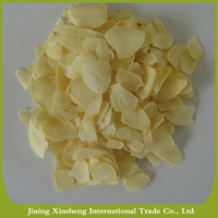 China organic dried garlic flake