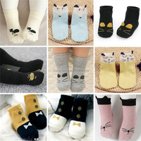 fashion custom wholesale high quality baby sock made in china