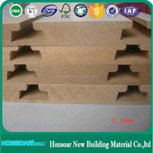 high density wood fiber board
