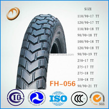hot sale motorcycle tyre size 90/90-17