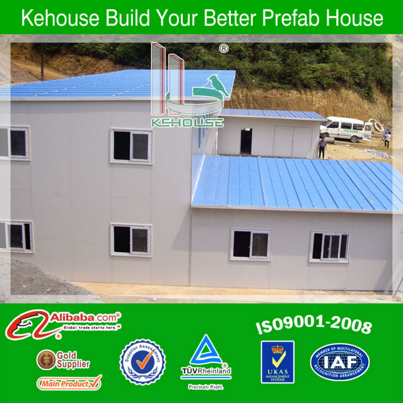 Mobile flat roof low cost fast build emergency prefabricated dome houses