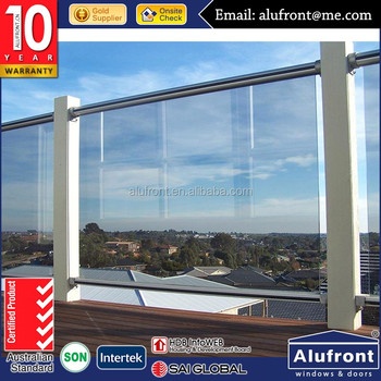 Hot Sale Good Quality with AS2208 aluminium handrailing