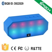 New products 2016 big bass usb speaker wonderful sound system mini portable bluetooth speaker