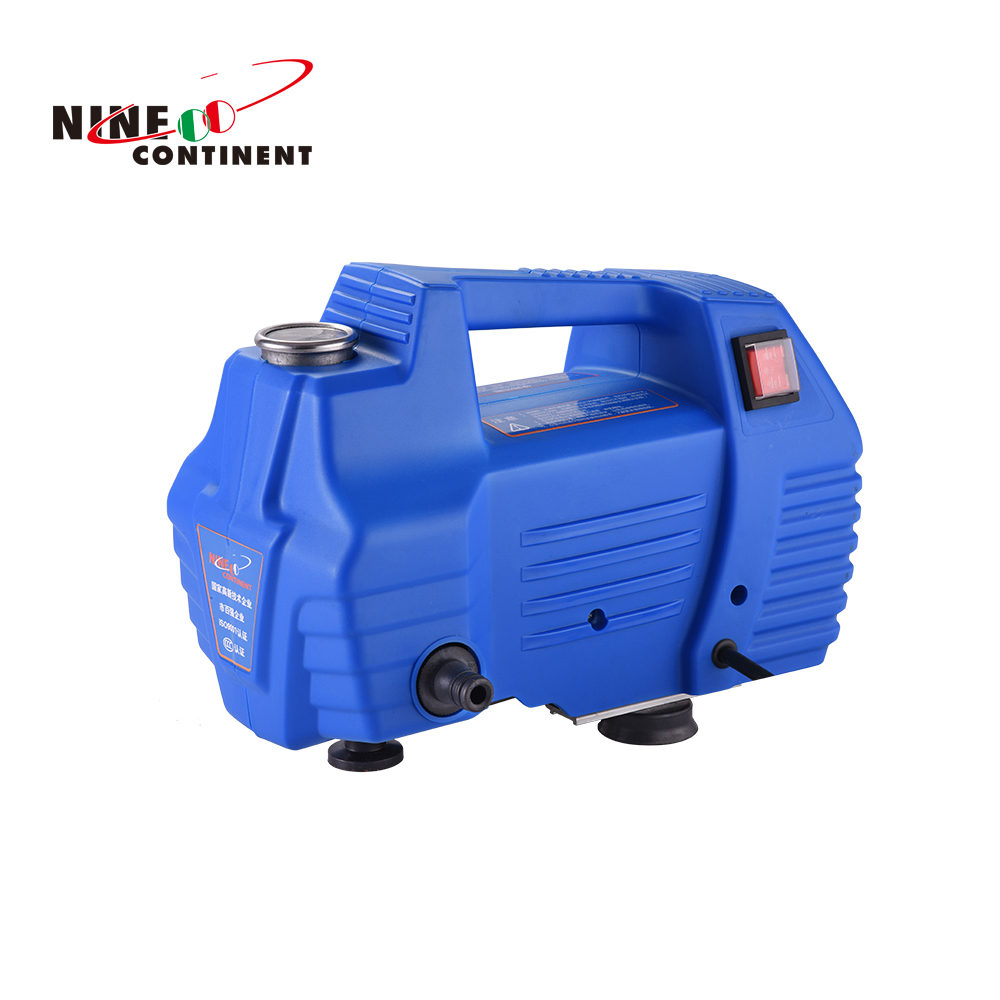 copper core motor electric high pressure washer for road wash