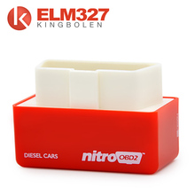 Code Readers & Scan Tools Elm327 Nitroobd2 DIESEL Chip Tuning Box obd2 japanese car scanner