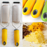 2015 Factory design Kitchen multi stainless steel ginger grater