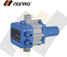 2015 Zhejiang Monro yellow color/all black differential pressure switch for auto water pump(EPC-1)