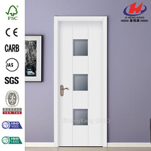 JHK-G Fitings Led Glass Wall Waterfall Partition Interior Door