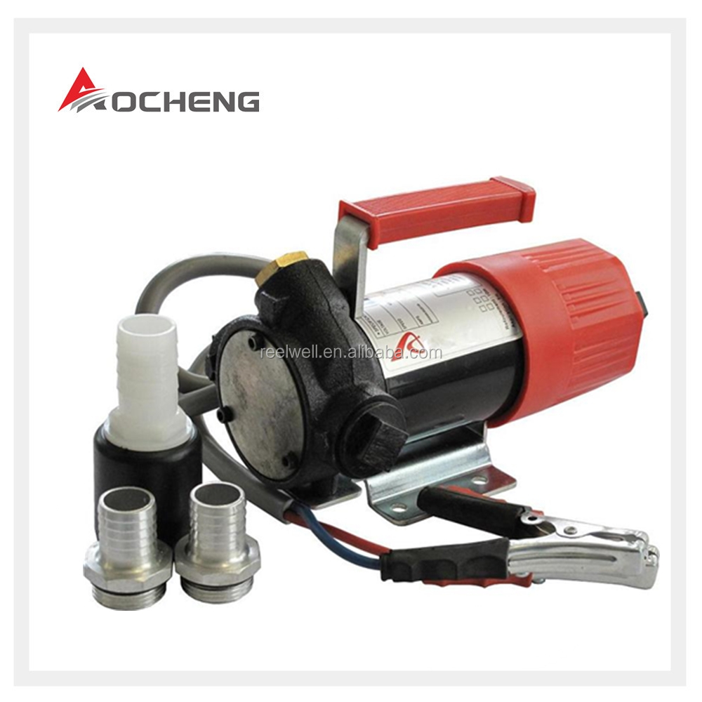 CE Approved Pump/ Transfer Pump <strong>Diesel</strong> Fuel 24V 60L/MIN