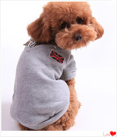 factory supply customizable Chinese knitted clothes dog product