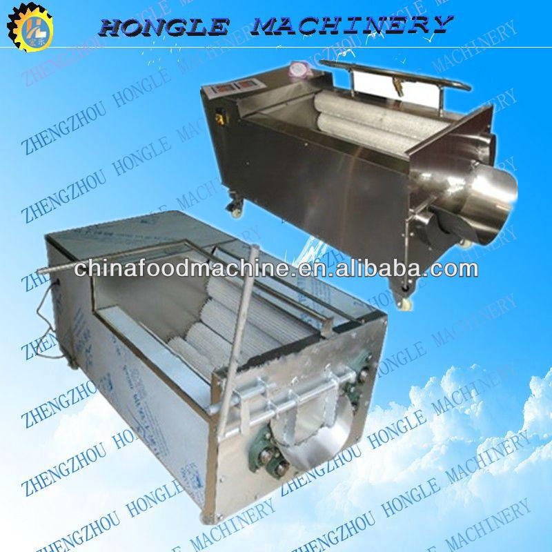 stainless steel Good Quality Fruit Vegetables Processing Washer Original Carrot Apple Washing Machine