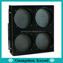 Four Fans Condenser For 25HP Air Cooled condenser unit