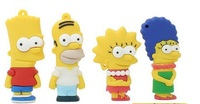 simpson family usb flash drive pen drive external storage usb pendrive /4g/8g/16g/32g/64g