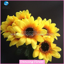 Wholesale aesthetic artificial sun flowers (AF-03)