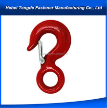A large number of wholesale from manufactorer eye hook lifting hooks 2T spot sales