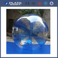 inflatable color changing magic ball, water ball
