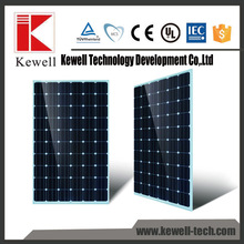 260w monocrystalline solar panel pv module for sale, factory price thin film solar panels