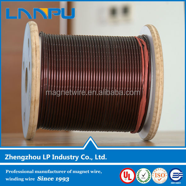 Hot Sale Magnetic Wire With Enamelled Coated Aluminum Conductor Wire