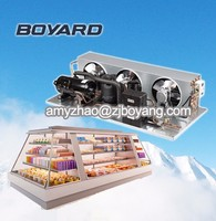 Boyard r404a hermetic rotary refrigerating compressor replaced copeland condensing unit refrigeration parts