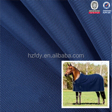 Horse Blankets fabric/ripstop fabric for horse rugs/WR 3000k
