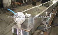 pu piping extruder machine parts/pu tubes production line