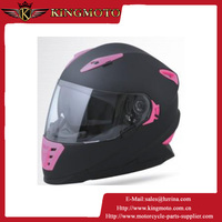 Brand new ABS material ECE Full Face Motorcycle Helmet for KM001