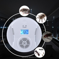 2016 hot sell in door BM-68 Smart 360 Degree ultrasonic mice pest repeller